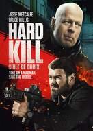 Hard Kill - Canadian DVD movie cover (xs thumbnail)