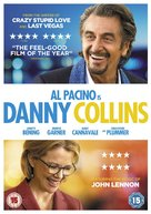 Danny Collins - British Movie Cover (xs thumbnail)