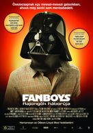 Fanboys - Hungarian Movie Poster (xs thumbnail)