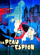 Die Botschafterin - French Movie Poster (xs thumbnail)