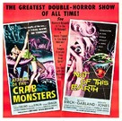 Attack of the Crab Monsters - Combo poster (xs thumbnail)