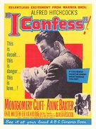 I Confess - Movie Poster (xs thumbnail)