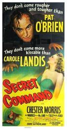 Secret Command - Movie Poster (xs thumbnail)