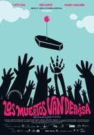 Muertos van deprisa, Los - Spanish Movie Poster (xs thumbnail)