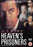 Heaven's Prisoners - British DVD movie cover (xs thumbnail)