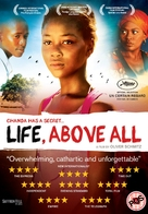 Life, Above All - British DVD cover (xs thumbnail)