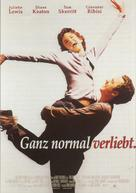 The Other Sister - German Movie Poster (xs thumbnail)