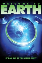 Welcome to Earth - DVD cover (xs thumbnail)