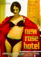 New Rose Hotel - French Movie Poster (xs thumbnail)