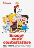Snoopy Come Home - Italian Theatrical poster (xs thumbnail)