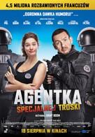 Raid dingue - Polish Movie Poster (xs thumbnail)