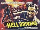 Hell Drivers - British Movie Poster (xs thumbnail)
