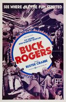 Buck Rogers - Re-release movie poster (xs thumbnail)