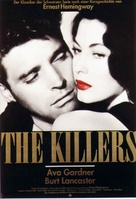 The Killers - German Movie Poster (xs thumbnail)