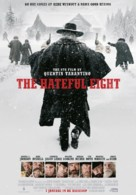 The Hateful Eight - Dutch Movie Poster (xs thumbnail)