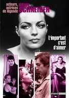 L'important c'est d'aimer - French DVD cover (xs thumbnail)