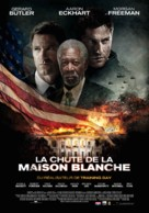 Olympus Has Fallen - Belgian Movie Poster (xs thumbnail)