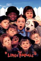 The Little Rascals - Movie Cover (xs thumbnail)