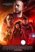 Bloodshot - Vietnamese Movie Poster (xs thumbnail)