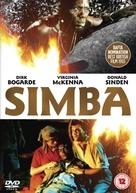 Simba - British DVD movie cover (xs thumbnail)
