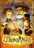 Olentzero y el tronco mágico - Spanish Movie Cover (xs thumbnail)