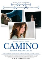 Camino - Swedish Movie Poster (xs thumbnail)