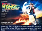 Back to the Future - Movie Poster (xs thumbnail)