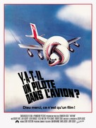 Airplane! - French Re-release poster (xs thumbnail)