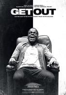 Get Out - South African Movie Poster (xs thumbnail)