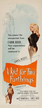A Kid for Two Farthings - Movie Poster (xs thumbnail)