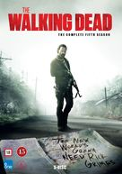 """The Walking Dead"" - Danish DVD cover (xs thumbnail)"