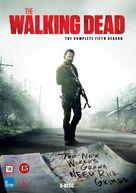 """The Walking Dead"" - Danish DVD movie cover (xs thumbnail)"
