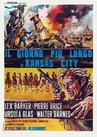 Winnetou und das Halbblut Apanatschi - Italian Movie Poster (xs thumbnail)
