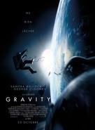 Gravity - French Movie Poster (xs thumbnail)