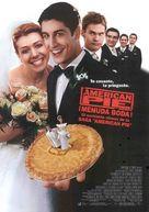 American Wedding - Spanish Movie Poster (xs thumbnail)
