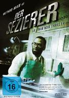 The Mortician - German DVD movie cover (xs thumbnail)