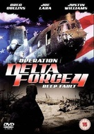 Operation Delta Force 4: Deep Fault - British DVD movie cover (xs thumbnail)