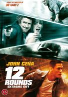 12 Rounds - Danish Movie Cover (xs thumbnail)