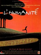 L'humanité - French Movie Poster (xs thumbnail)