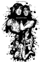 Martyrs - German Movie Poster (xs thumbnail)