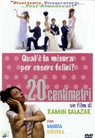 20 centímetros - Italian Movie Cover (xs thumbnail)