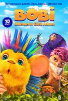 Bobby the Hedgehog - Turkish Movie Poster (xs thumbnail)