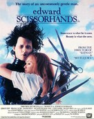 Edward Scissorhands - Australian Movie Poster (xs thumbnail)