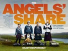 The Angels' Share - British Movie Poster (xs thumbnail)