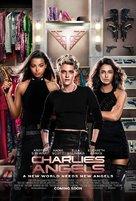 Charlie's Angels - British Movie Poster (xs thumbnail)