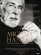Michael Haneke - Porträt eines Film-Handwerkers - French Movie Poster (xs thumbnail)