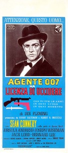 Dr. No - Italian Movie Poster (xs thumbnail)