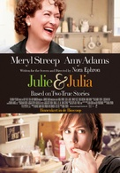 Julie & Julia - Dutch Movie Poster (xs thumbnail)