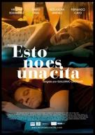 Esto no es una cita - Spanish Movie Poster (xs thumbnail)
