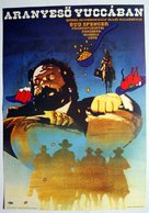 Occhio alla penna - Hungarian Movie Poster (xs thumbnail)